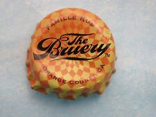 BEER Bottle Crown Cap ~**~ The BRUERY Artisan Brewing ~ Famille Rue ~ CALIFORNIA