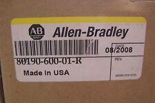 NEW ALLEN BRADLEY 80190-600-01-R OPTICAL INTERFACE BOARD FACTORY SEALED!