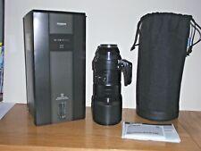 Zuiko 300 mm f4 Pro Olympus lc-77b objetivamente tapa para m