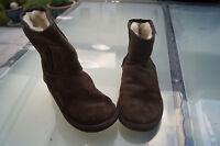 EMU Damen Winter Boots Schuhe Stiefel Stiefelette Gr.36 braun gefüttert warm #93