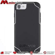 Griffin Survivor Strong Case for iPhone 8 / iPhone 7 - Black / White