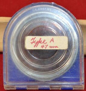Voigtlander 318/47 - Type A Filter for 50mm f.1.5  Nokton w/case - Germany