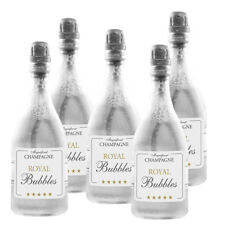 Wedding Bubbles Champagner Flasche 12 Stk Seifenblasen Hochzeit Gastgeschenk