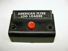 Relettered 1 Button Controller for American Flyer Log Loader*