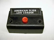 Relettered 1 Button Controller for American Flyer Log Loader