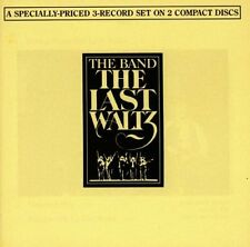The Band:The Last Waltz  - box 2 CD