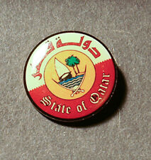 State of Qatar pin smaltato (AN693)