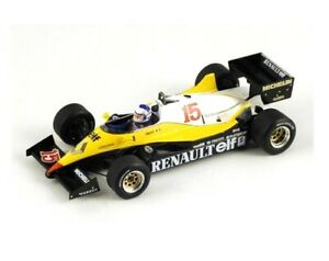 RENAULT RE40 #15 WINNER FRENCH GP 1983 PROSTS1706 Spark 1:43 New! RARE!