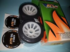 35 SH REAR FOR SERPENT BY CRISTIANI  Model Wheels & Tyres 1/8 (Pair) RC car ATS