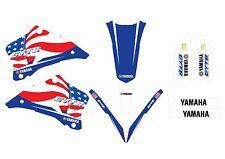 YAMAHA STICKERS GRAFICHE MOTOR STORE 2 4 TEMPI YZ YZF WR WRF VARI ANNI E MODELLI
