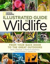 Illustrated Outdoor & Nature Wildlife Hardcover Books