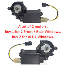 Brand New Power Window Motors Set for Holden HJ HQ HX HZ WB Ute Monaro Statesman