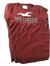 hollister men's t-shirts large