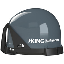 King VQ4500 Tailgater Dish for Dish Network - Brand New In The Box - Free Ship