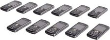 Lot 11 Blackberry Pearl 8100 Keypad Trackball Smartphone Black PARTS