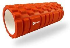 Tubi di schiuma arancione per palestra, fitness e yoga