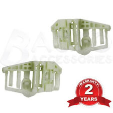 BMW E90 E91 WINDOW REGULATOR REPAIR KIT CLIPS REAR RIGHT REAR LEFT TOGETHER