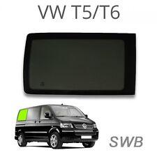 Cuarto Trasero Derecho Ventana (privacidad) para VW T5/T6 SWB Glass Windows para camperv