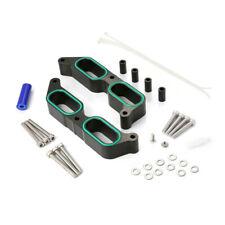 Billet Motor Power Block Intake Manifold Spacer for GT86 FR-S BRZ Black