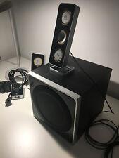 Logitech Z4 Lautsprecher Soundsystem - Voll funktionfähig