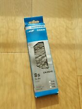 SHIMANO 8s - 8 speed CHAIN - CN-HG701-11 116L