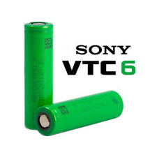 Batteria Sony Konion US 18650 VTC6 3120 mAh 1-65W (2 Batt.+ Scatola Protettiva)