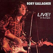 Rory Gallagher - Live! In Europe - Reissue (NEW CD)