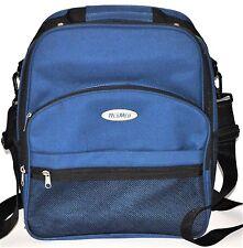 CPAP Machine Case Bag Backpack For Storage Travel ResMed Blue Excellent Large S7