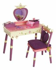 Vanity Table and Chair Set Levels of Discovery Princess Vanity Table & Chair New