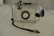 Snap Sights Optics Clear Plastic Underwater Focus Free Camera Case