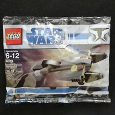 NISP LEGO Star Wars General Grievous Starfighter Polybag 8033
