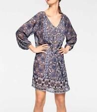 Linea Tesini Designer Druckkleid bunt Kleid Damen Gr 36 bis 46  UVP: € 69.90