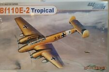 Cyber hobby 1/48 scale 5560, Messerschmitt Bf 110E-2 Tropical