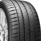 4 Tires Michelin Pilot Sport 4s 22550zr17 22550r17 98y Xl High Performance