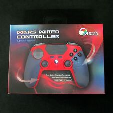 Brook Mars Wired Controller Mars Game Pad to for Nintendo Switch, PS3, PS4, PC