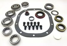 8.8 Ford Ring and Pinion Bearing Master Kit with AXLE BEARINGS and SEALS (car)