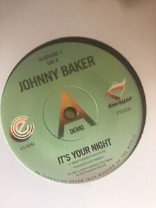 Johnny Baker - It's Your Right (Expansion 7 inch)