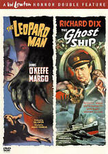 Leopard Man/The Ghost Ship (DVD) - A Val Lewton Horror Double Feature