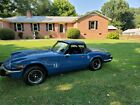 1978 Triumph Spitfire Covertible Triumph Spitfire Nice Driver - 25 Year History File - Many New Parts  No Reserve