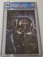 🔥 THOR 9 VIRGIN CGC 9.8 Mico Sauyan Silver Crain Cates Klein Venom infinity 🔥