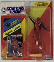 Starting Lineup Michael Jordan 1992 action figure