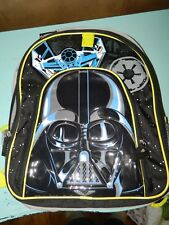 Disney Store Exclusive Star Wars Darth Vader Stormtrooper Backpack