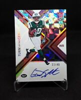 🏈2017 donruss elite ArDARIUS STEWART (auto/rookie/#d) #TC-45🏈 *Jets* *Alabama*