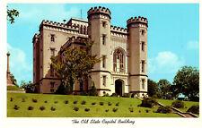 Old State Capitol Building, Baton Rouge, LA Postcard