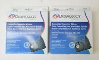 2x Dataproducts Typewriter Ribbon R5110 For IBM Wheelwriter, Panasonic