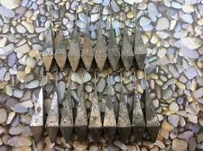 Brandungsblei Pyramide mit Edelstahlstab und Öse 17 Stück a 120g   1Stück/1,19€