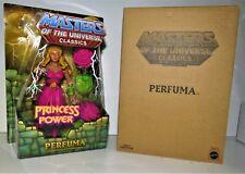 2015 Mattel MOTU Perfuma MOTUC Masters of the Universe Classics MOC