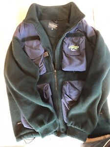 Touchstone Fishing Fleece XL