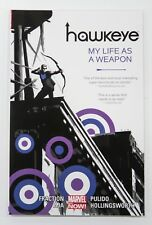 Hawkeye My Life as a Weapon Vol. 1 Marvel Graphic Novel Comic Book