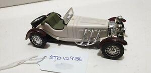 model newray 1931 Mercedes Benz sskl 1.43 scale car std1293 traingirl13 freepost